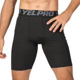 Workout shorts with pocket for men