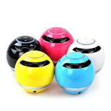 Bluetooth mini boombox speaker