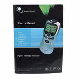 Electric massage therapy device
