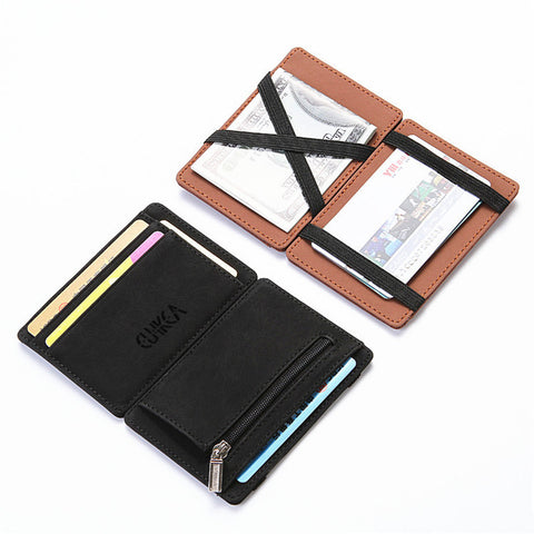 Ultra thin card wallet