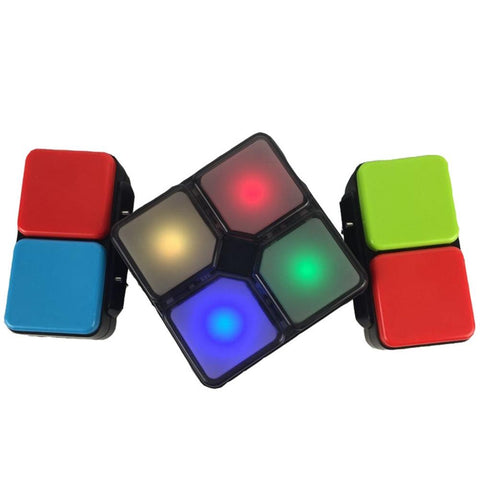 Electronic magic music variety cube