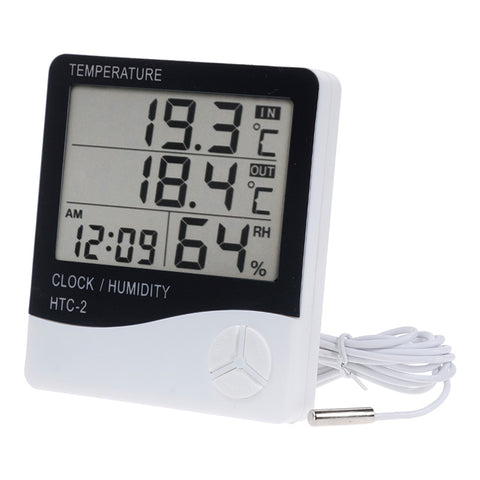 Thermometer weather station