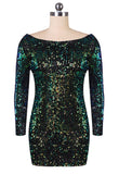 Bodycon sequins NY dress