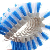 Household cleaning brush set