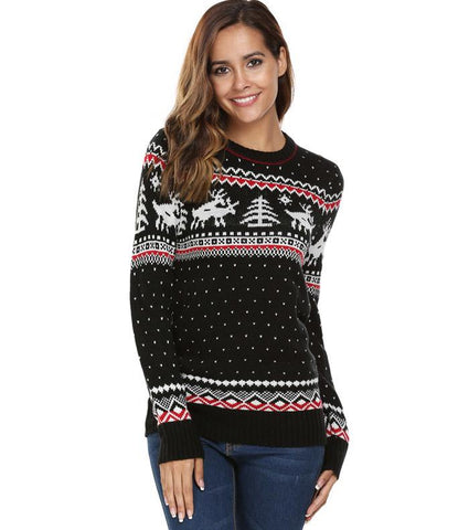 Christmas spirit sweater