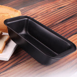 Bread loaf pan with 3 recipes