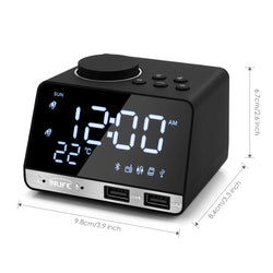 Bluetooth smart alarm clock