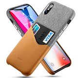 Credit card sleeve cover for iPhone