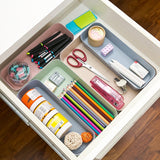 Drawer & table organizer boxes