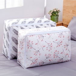 Closet storage bag set of 2 pcs