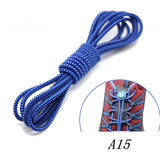 Stretchy elastic lock shoelaces