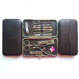 12pcs manicure & pedicure kit