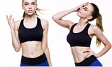 Bright quick-dry sports bra