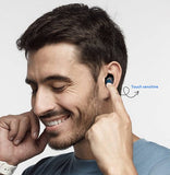 A8 binaural wireless earphones