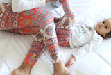 Mum & baby matching leggings