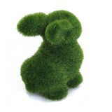 Grass animals garden decor