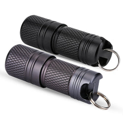 Portable mini LED flashlight