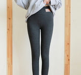 Winter leggings with thick lining