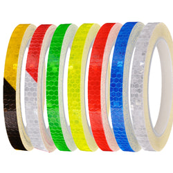 8m bike reflective stickers strip