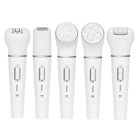 5 in 1 hair remover & cleansing machine