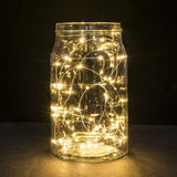 LED starry string fairy lights