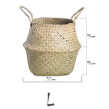Rattan baskets for home & garden