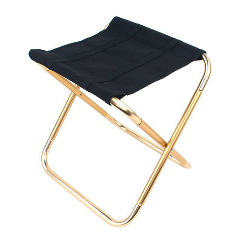 Foldable picnic chair with bag
