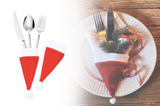 Christmas decorative tableware set