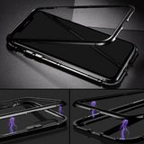 Magnetic cover for iPhone