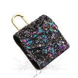 Magnetic glitter case for AirPods