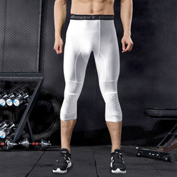Over knee basketball pants for men