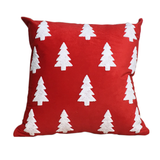 Christmas theme cushion cover set