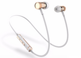 Bluetooth earphones with microphone