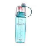 Sport spray water bottle