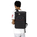 Thermal lunch backpack