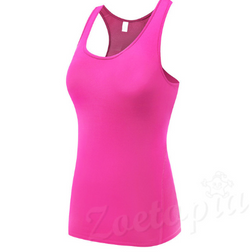 Quick-drying sports tank top