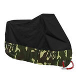 Waterproof dustproof motorcycle cover