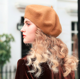 Beret hat for women