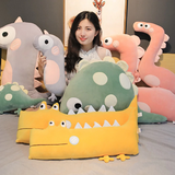 Cute animal shaped pillow