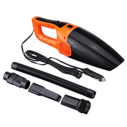 Portable handheld car vacuum cleaner