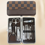 12pcs manicure and pedicure kit
