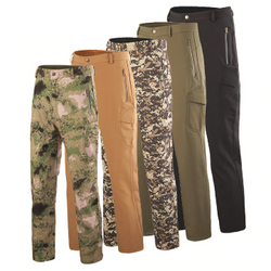 Outdoor hiking trousers for men