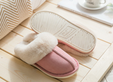 Indoor comfortable soft slippers