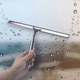 Glass window squeegee wiper