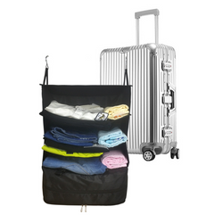 Multifunctional 3 layer travel bag