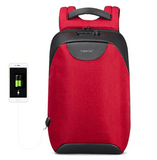 USB anti-theft casual backpack