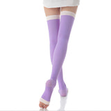 Fat burner long compression socks