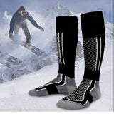 Winter warm long sport socks