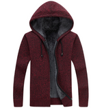 Warm hoodie for men