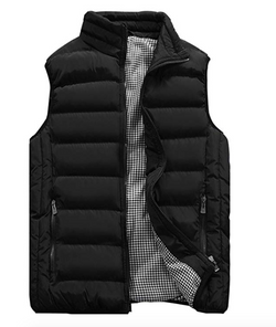 Warm vest for men